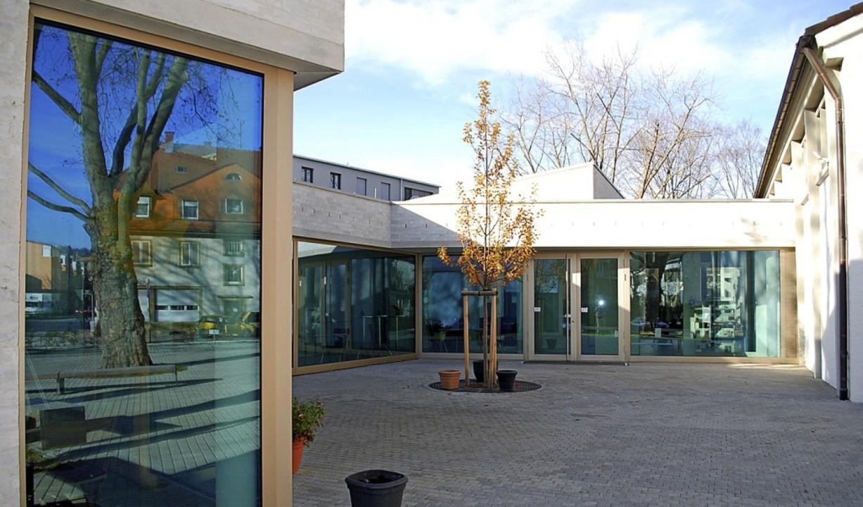Gemeindehaus der Johannesgemeinde in Weil am Rhein   | Foto: Thomas Loisl Mink