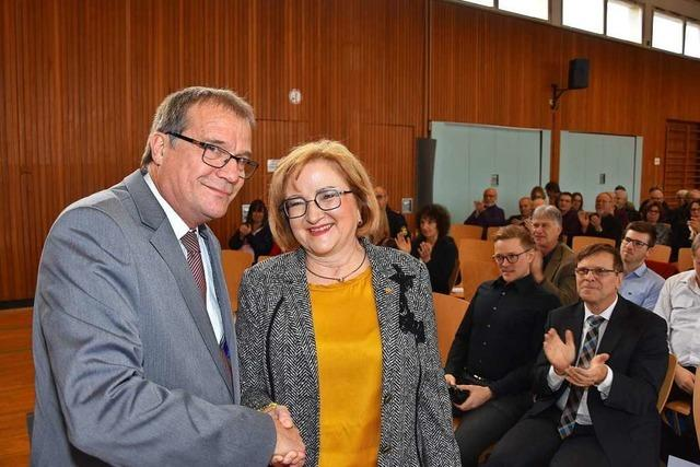 Abschied von Sabine Hartmann-Müller als Ortsvorsteherin von Herten
