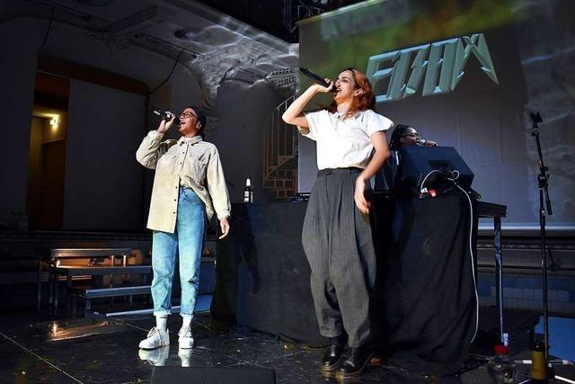 Wie war's bei... Ebow im Theater im Marienbad?