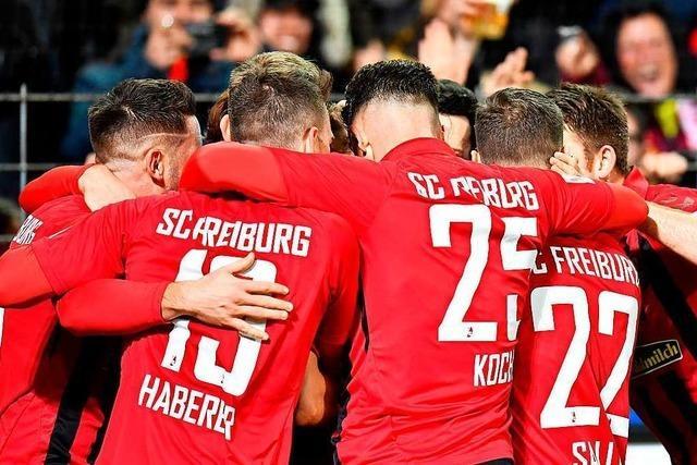 Nachverdichtung – beim SC Freiburg ist das ein Schlüsselwort