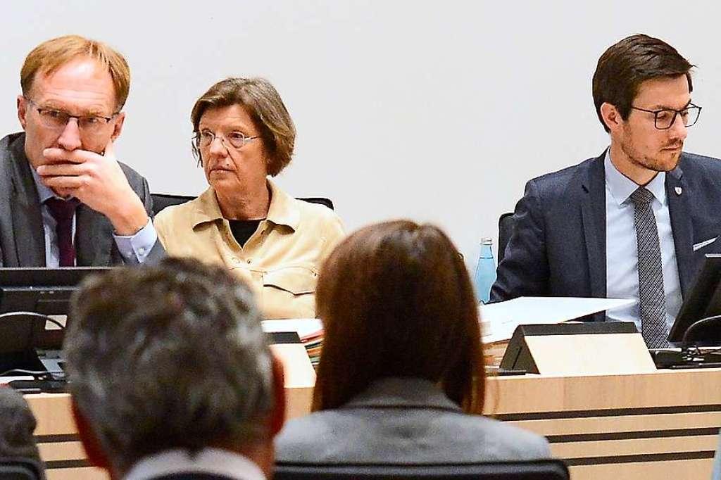 Freiburger Stadträte vermissen einen Fahrplan der Stadtverwaltung - Freiburg - Badische Zeitung