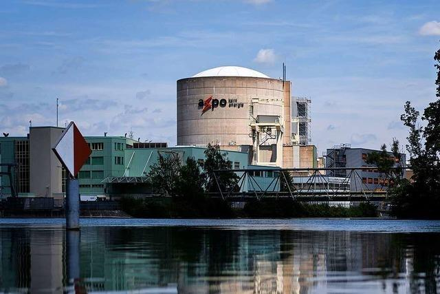 Das Schweizer Atomkraftwerk Beznau ist seit 50 Jahren in Betrieb