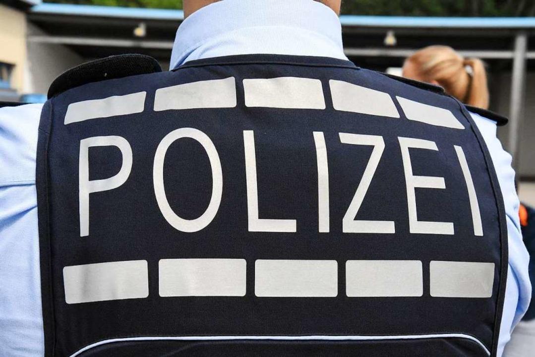 Die Lörracher Polizei sucht einen Mann...auf dem Weihnachtsmarkt umgerannt hat.  | Foto: Kathrin Ganter
