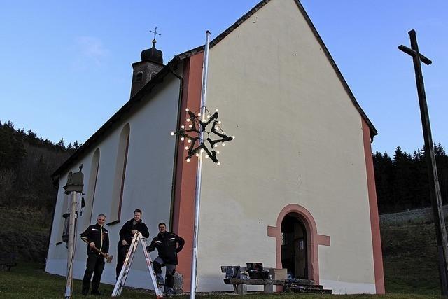 Gnadentalkapelle wieder Wanderziel