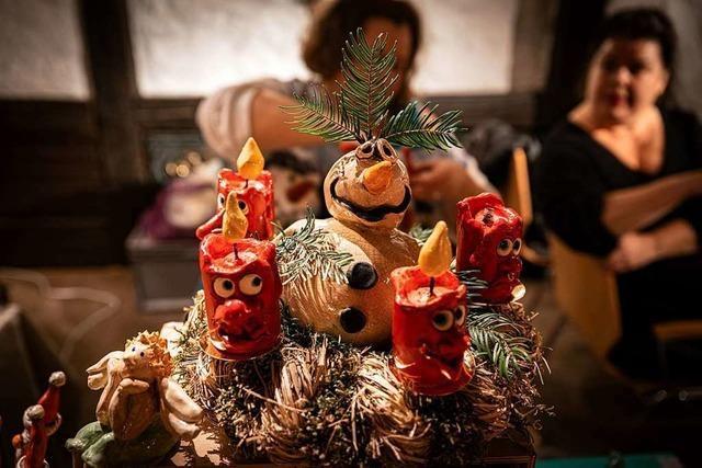 Glottertäler Weihnachtsmarkt fand am Wochenende statt