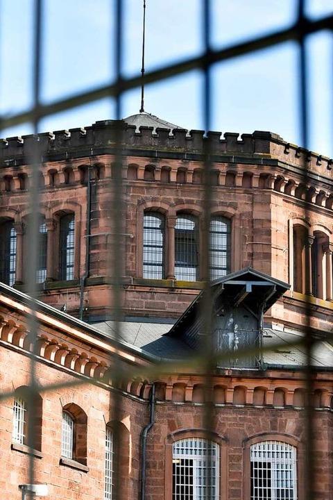 Körperliche Angriffe unter Häftlingen sind nicht selten.  | Foto: Michael Bamberger