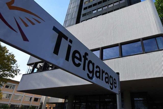 Die Rathaus-Tiefgarage hat noch bis zum 23. Dezember um 19 Uhr geöffnet