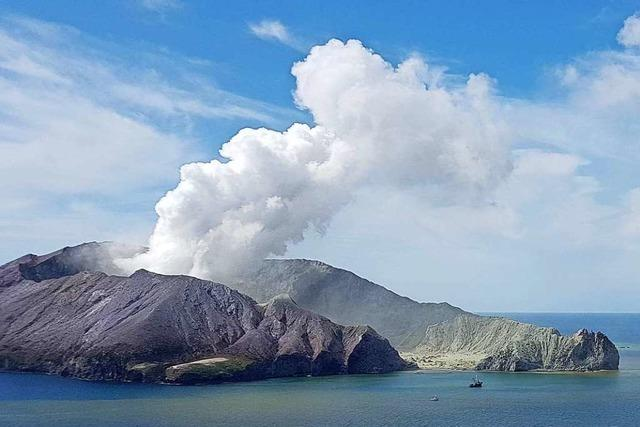 Neuseeland von Erdbeben erschüttert – White Island weiter gesperrt