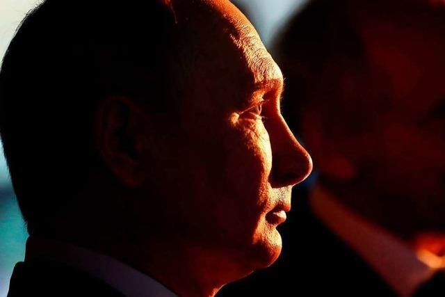 Putin bezeichnet den in Berlin getöteten Georgier als