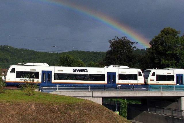 Der neue Fahrplan der SWEG tritt am Sonntag in Kraft