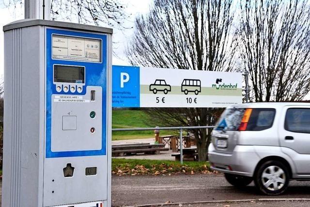 Parken auf dem Mundenhof wird am Wochenende doppelt so teuer