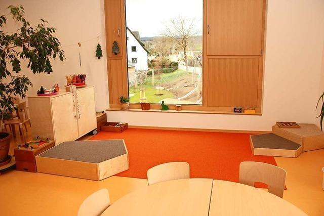 Gottenheimer Kindergarten nach 19 Monaten Bauzeit eingeweiht