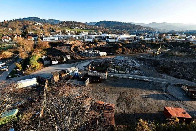 Stadt verlängert Erlaubnis für Erdaushub-Lager nicht – trotz angespannter Lage
