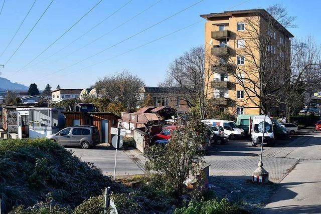 Erdaushublager in Haslach nervt Anwohner seit Jahren
