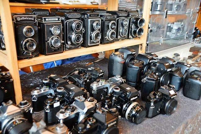 Fotoclub Dreisamtal lud zur Fotobörse im Kirchzartener Kurhaus ein