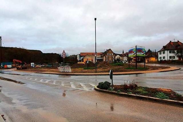 Bebauungsplan für Versorgungszentrum in Oberrotweil wird geändert
