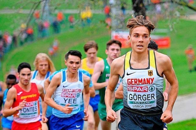 Nach Flug-Chaos holt sich der Freiburger Markus Görger EM-Bronze