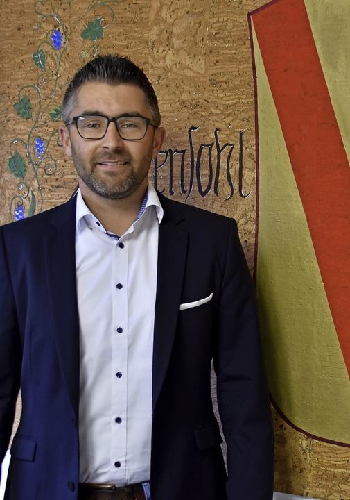 Heiko Müller sprüht in seinem neuen Amt nur so vor Ideen.   | Foto: Thomas Rhenisch