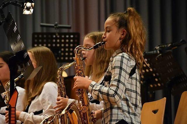 Ebringer Musikverein und Jugendorchester geben Jahreskonzert