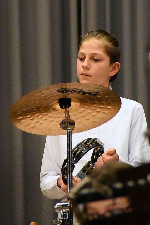 Impressionen vom gemeinsamen Konzert d...nd Sänger aus Ebringen und Schallstadt  | Foto: Sarah Nöltner