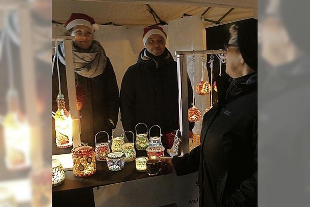 In Kleinkems ist Dorfweihnacht