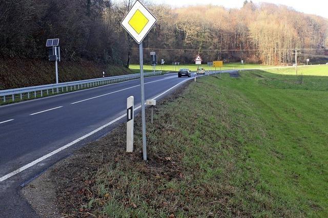 Ein Feldweg für Radfahrer?