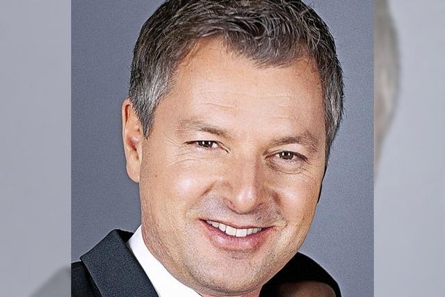 Christoph Walter gastiert