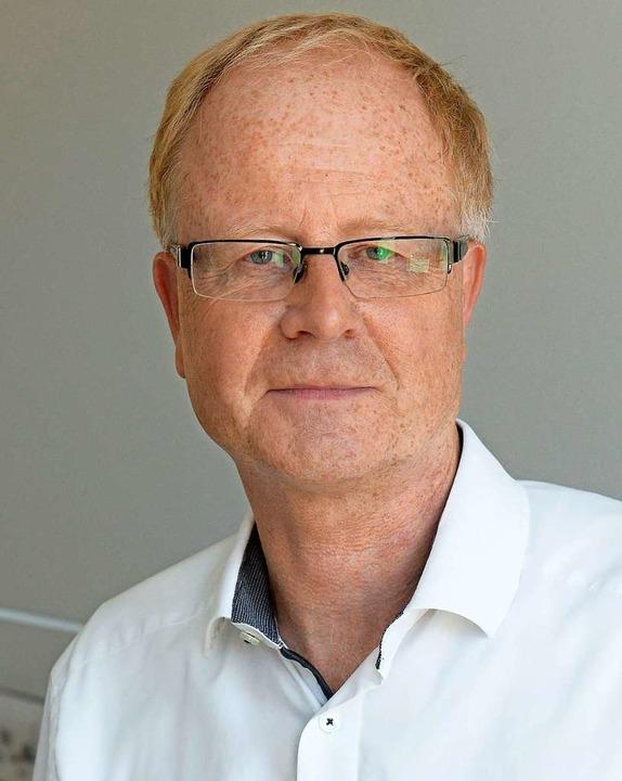 Digitalisierungsbeauftragter Bernd Mutter  | Foto: Ingo Schneider