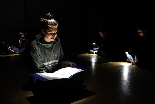 Im Dunkeln fürs Lesen begeistern