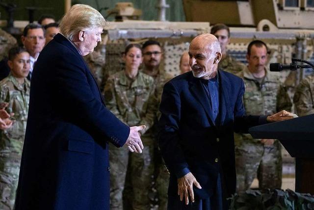 US-Regierung hat Lagebild in Afghanistan geschönt