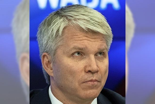 Die Russen wollen gegen die Wada-Sanktionen kämpfen