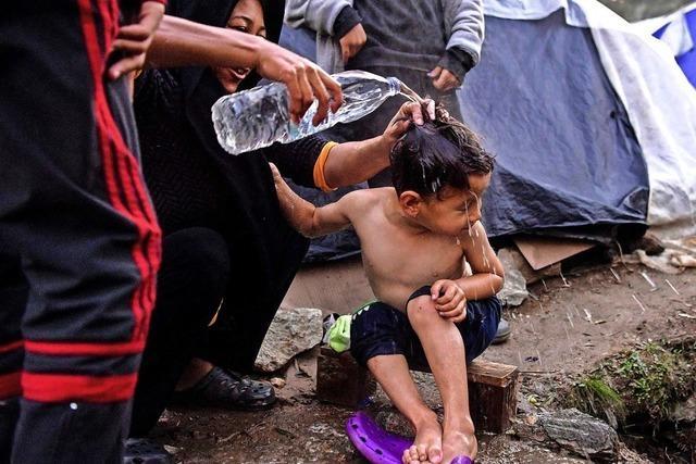 Land will Hilfe für Flüchtlinge