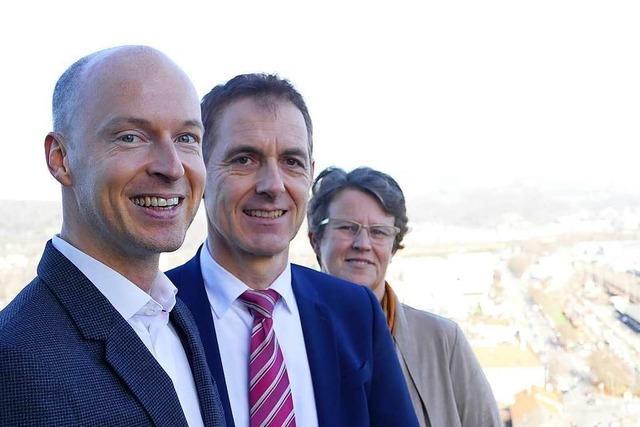 Schöpflin-Stiftung und Stadt Lörrach kooperieren beim Klimaschutz
