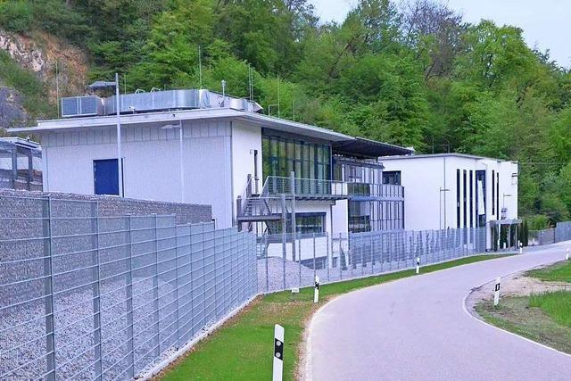 Das Fraunhofer Ernst-Mach-Institut erweitert für neue Forschung