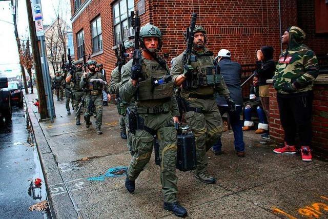 Sechs Tote nach Schießerei in Jersey City
