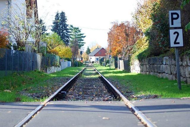 2176 Unterschriften für Kandertal-S-Bahn an Landrätin übergeben