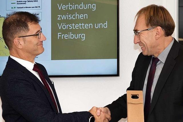 Vörstettens Gemeinderat beschließt Kooperation mit Freiburg bei Baugebiet