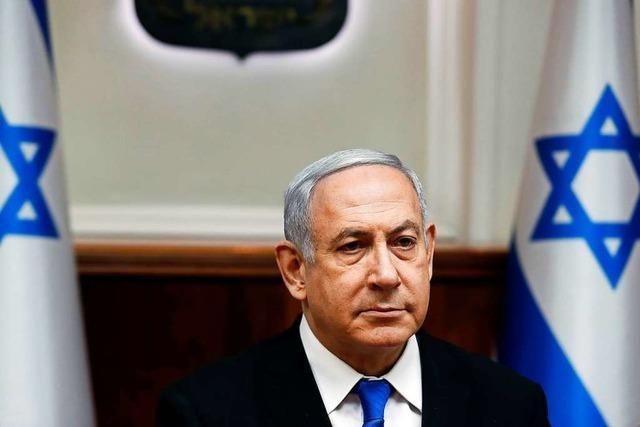 Israel steht vor der letzten Frist für eine Regierungsbildung
