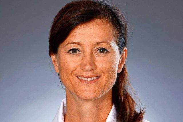 Charlotte Hase wird die erste Chefärztin einer Klinik im Ortenaukreis
