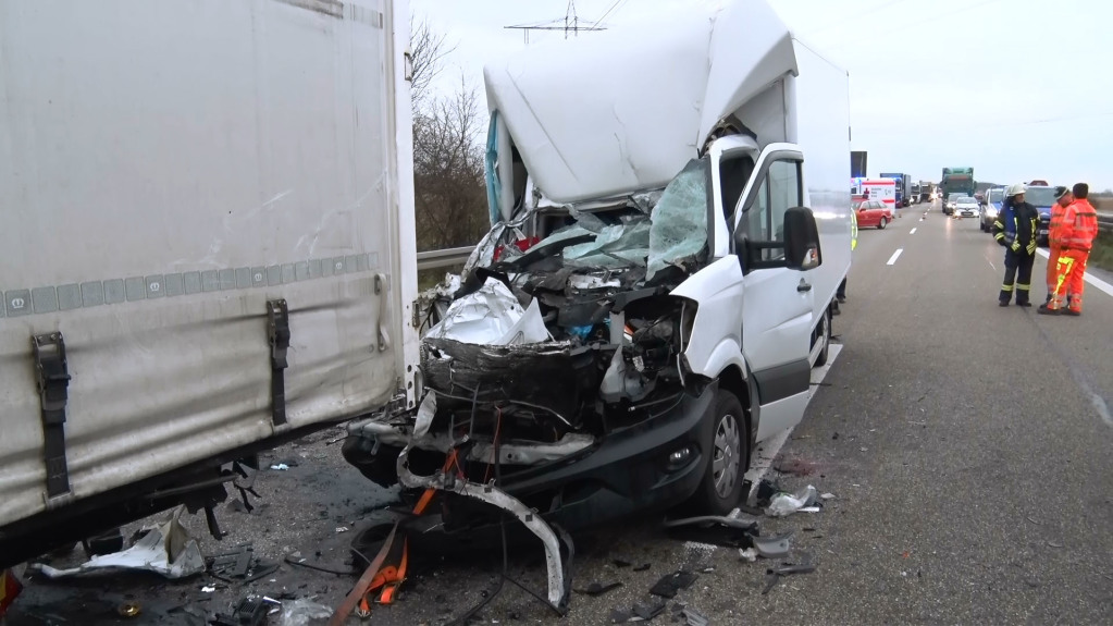 Unfall A5 Heute Appenweier