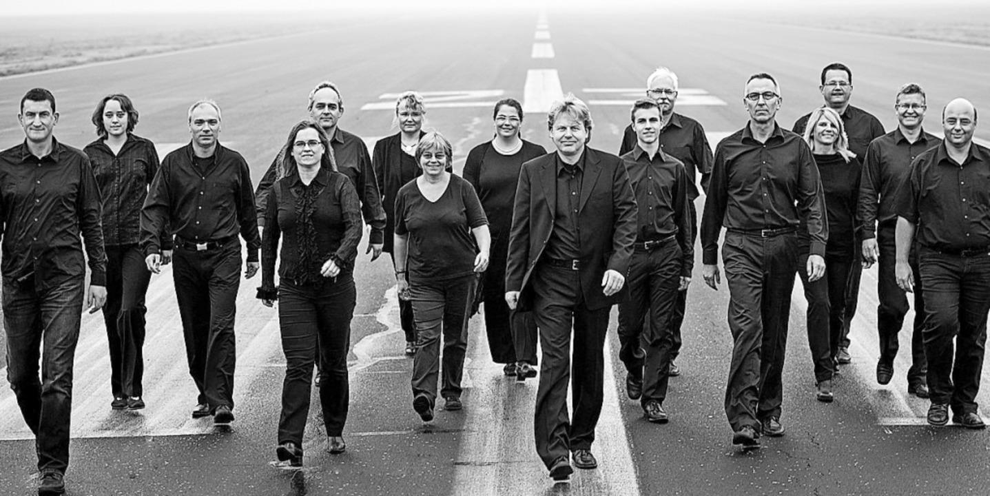 Freiburger Akkordeon-Orchester    Foto: Ellen Schmauss