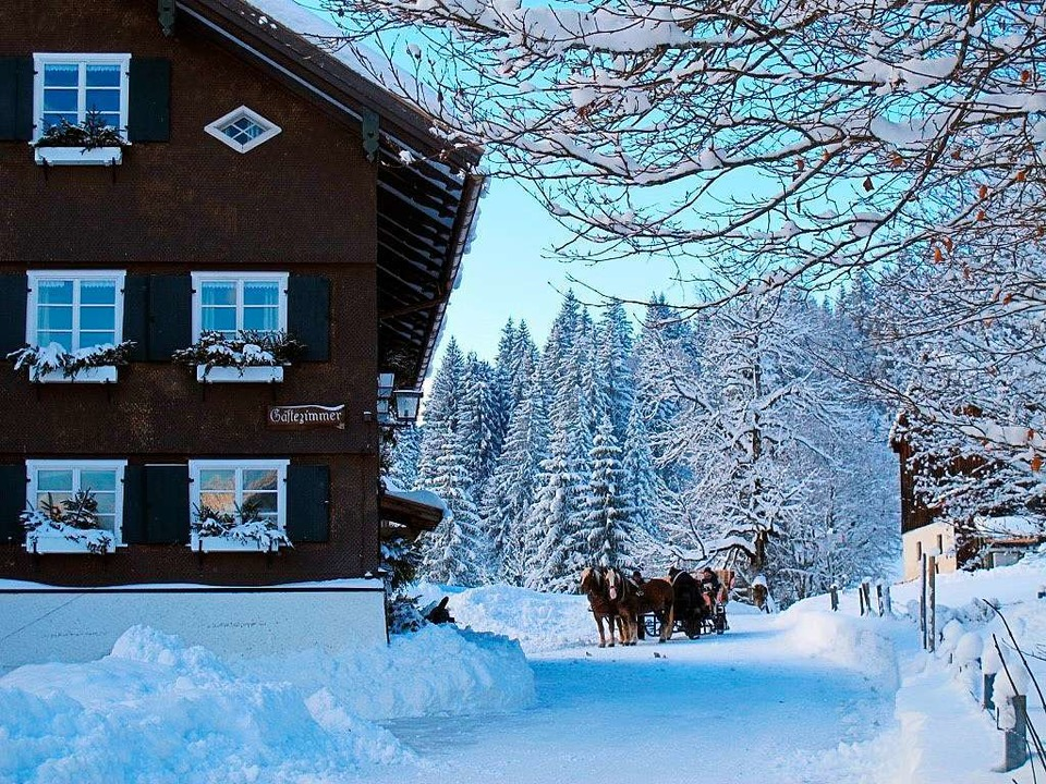 Unterwegs im Rohrmoostal  | Foto: Oase Alpin Center
