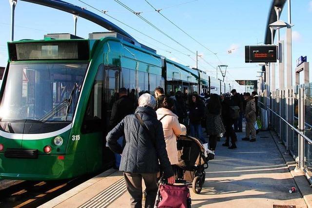 Nach fünf Jahren ist die Tram aus Weil am Rhein nicht mehr wegzudenken