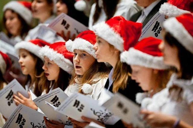 Stegener Theologe erklärt, was bekannte Weihnachtslieder bedeuten