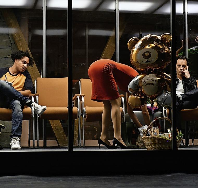 "Szene aus Yana Ross' ""Kirschgarten""-Inszenierung   | Foto: Zoe Aubry"
