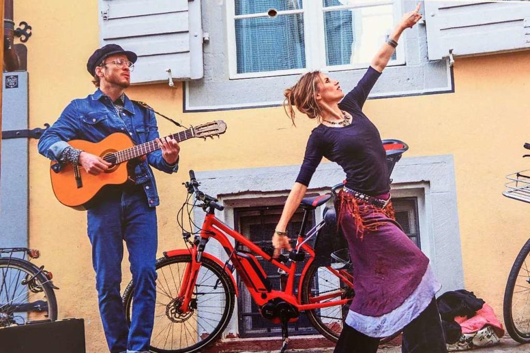 Straßenmusik in Freiburg  | Foto: Rita Eggstein