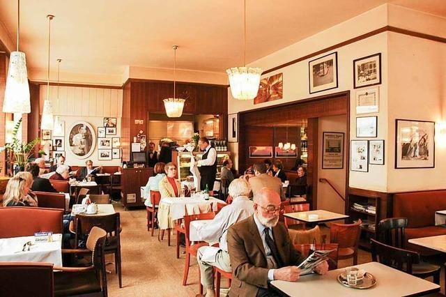 Auszeit im Wiener Kaffeehaus