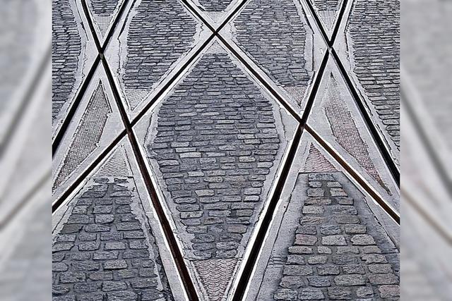 Neue Gleisverbindung auf Basler Centralbahnplatz
