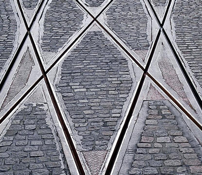 In Basel gibt's neue Gleise.  | Foto: Ingo Schneider