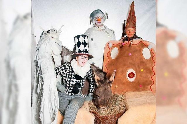 Circus Bollini spielt Weihnachtsklassiker